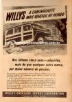 Propaganda Willys Overland Rural ( Jeep Station Wagon ) 1952 (01)