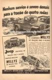 Propaganda Willys Overland Pick-Up Jeep 1952