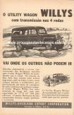 Propaganda Willys Overland Rural ( Jeep Utility Wagon ) 1951 (01)