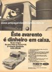 Propaganda Willys Overland Pick-Up Jeep / Ford F-75 1971 (04)