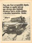 Propaganda Willys Overland Pick-Up Jeep 1967 (02)