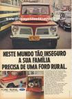 Propaganda Willys Overland Ford Rural 1971 (10)