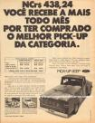 Propaganda Willys Overland Pick-Up Jeep / Ford F-75 1970 (02)