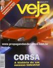 Reprint Chevrolet Corsa Wind Revista Veja 1994 (01)