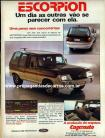 Propaganda Engerauto Escorpion 1987